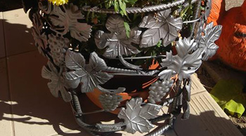 Doplnky a dekorácie z kovu